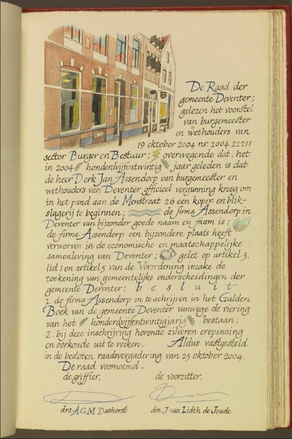 Assendorp-Guldenboek